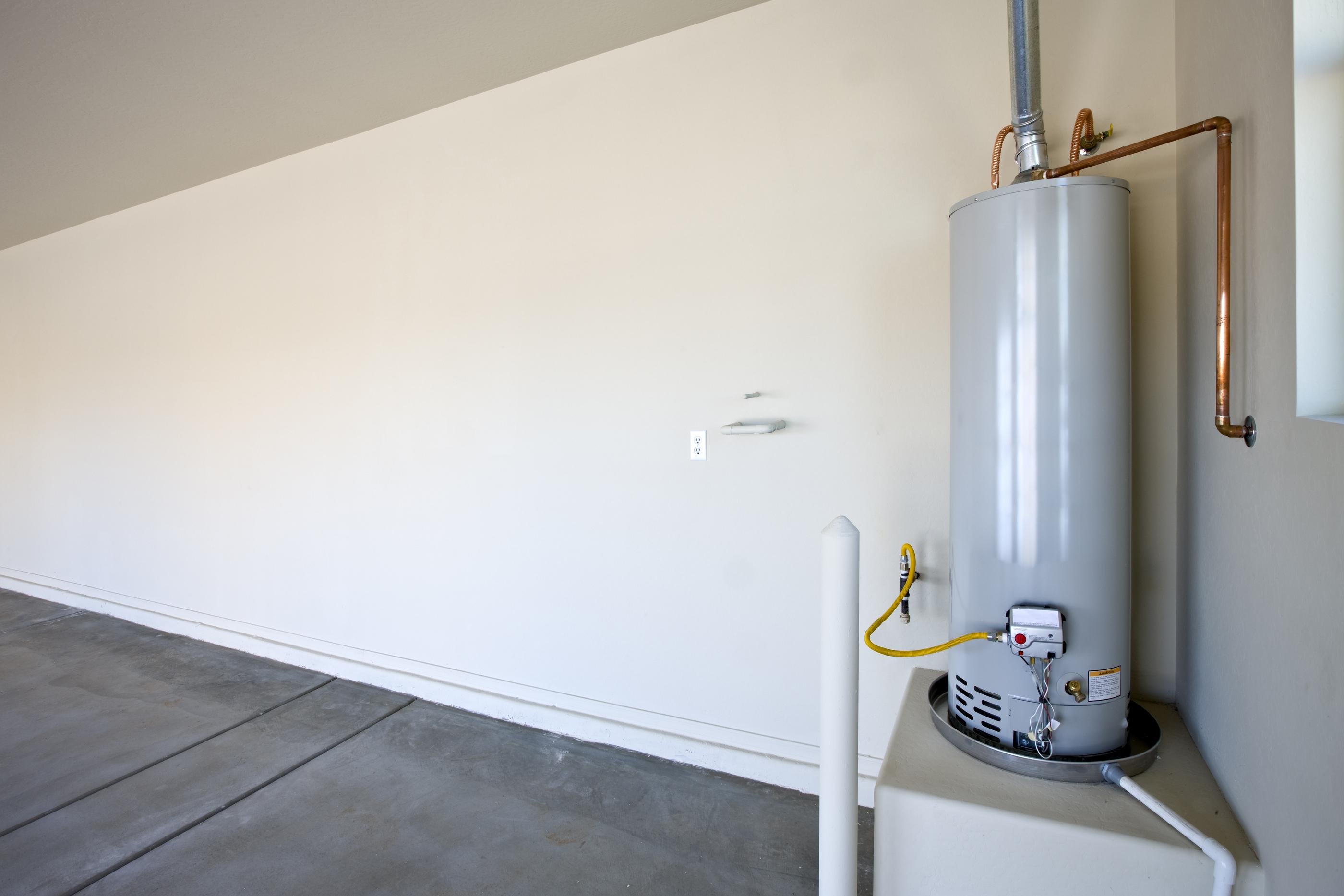 Hot Water Heater Radiant Plumbing