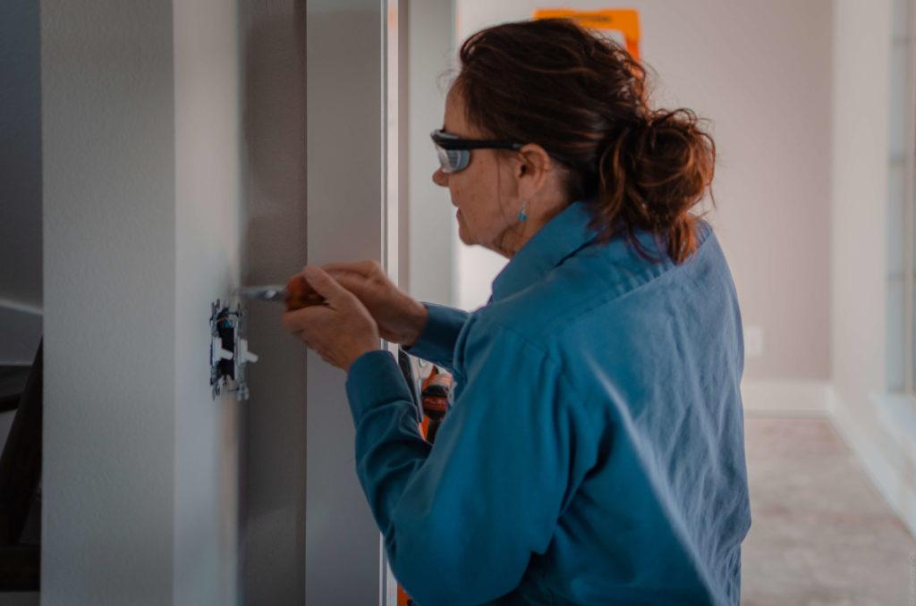 Deborah - Electrician
