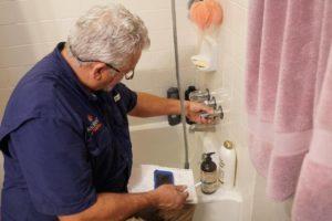 detecting a leak in lakeway, tx
